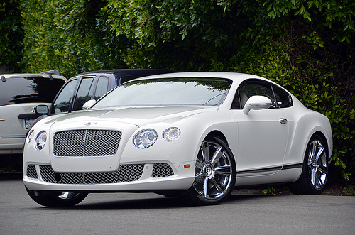 Bentley Gt Sports Coupe