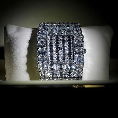 Vacheron Constantin diamond watches