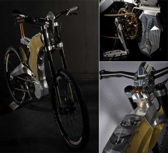 M55 e-bike Terminus Royal edition