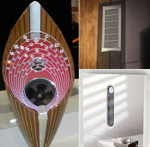Luxury audio trends