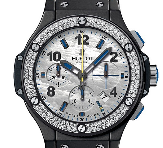 Hublot amfAR collection women's watch