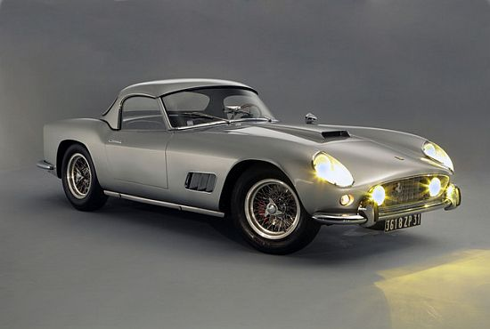 Most expensive classic cars for sale at the Retromobile Paris