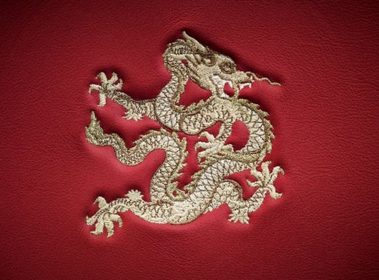 Year of the Dragon logo