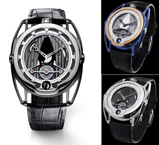 De Bethune DB28 Aiguille d'Or watch