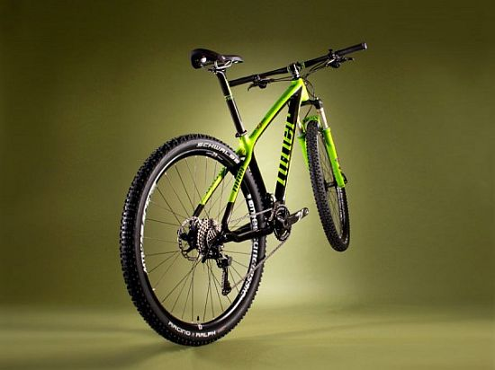Niner Air 9 limited edition cycle