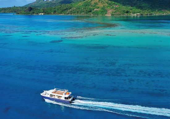 Recreational Activities At Four Seasons  Bora Bora