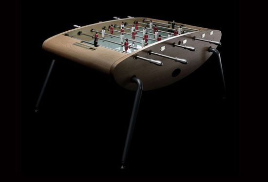 'Good versus Evil' Opus Football Table