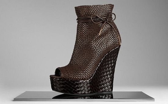 Burberry's Spring Shoe-Boots