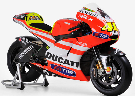 Saltarelli Ducati Collection