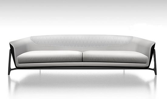 Mercedes X Formitalia furniture collection sofa