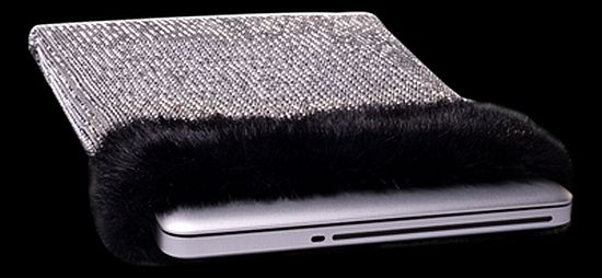 Diamond laptop sleeve by CoverBee
