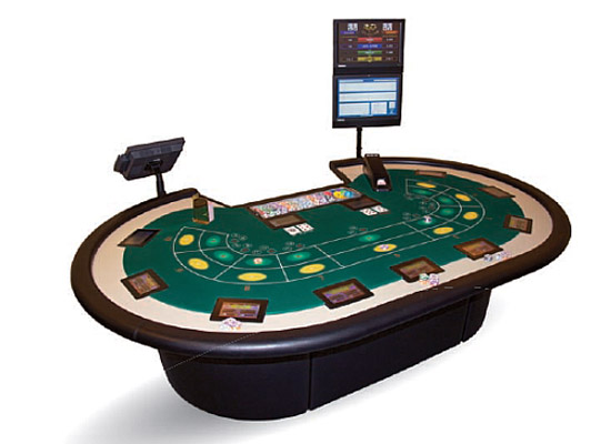 Perfect Digital table from Perfect Pay