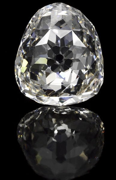 Beau Sancy Diamond