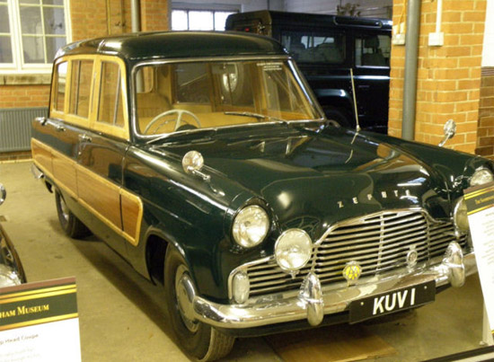 1956 Ford Zephyr Estate