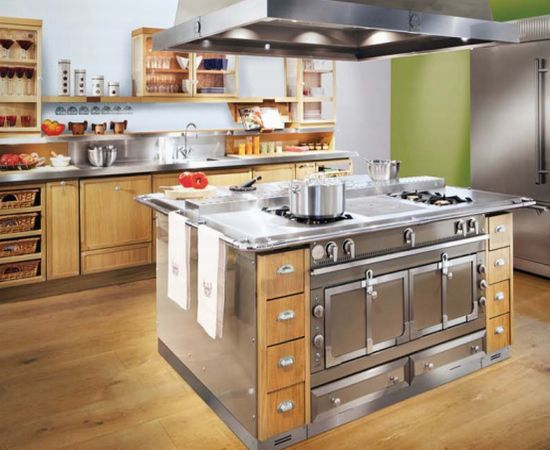 la cornue s m moire wood cabinetry is for culinary architecture