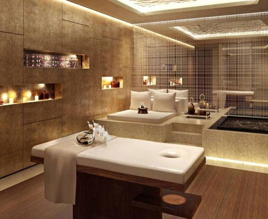 Spa at the St. Regis