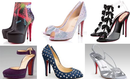 Top 10 most popular Christian Louboutin shoes