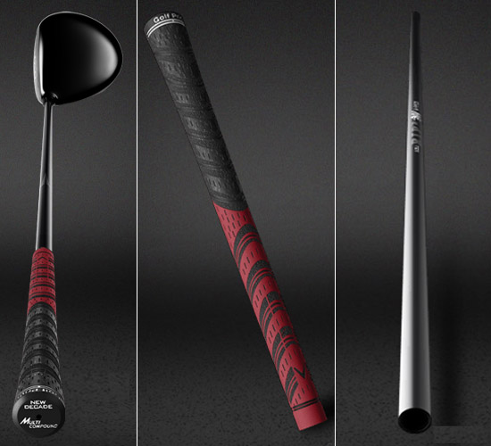 Callaway customised gear options