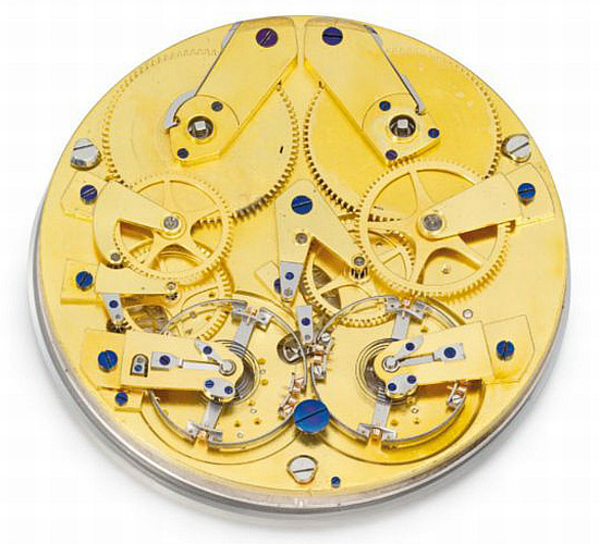 Breguet Montre `a deux movements No. 2667