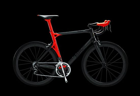 Lamborghini BMC limited edition road bicycle