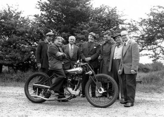 Brough Superior Old Bill
