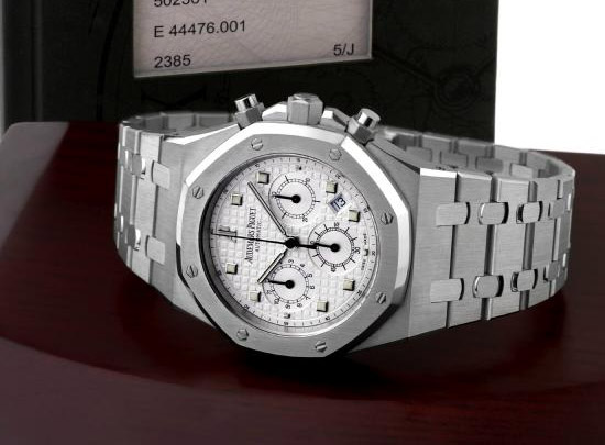 The Royal Oak Giorgio Armani