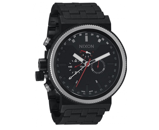 bombproof nixon watch