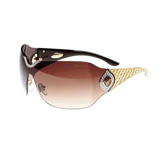 Jewel sunglass by Swiss luxury House Chopard