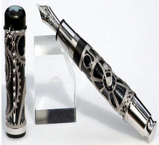 The Charlie Chaplin Limited Edition Fountain Pen