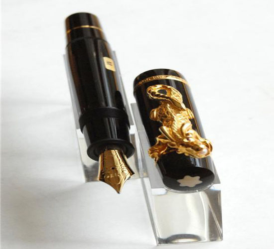 The Ruby Creation Limited Edition Fountain Pen