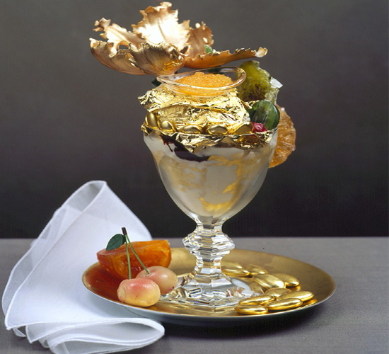 World's Most Expensive Ice Cream sundae sells for $1,000