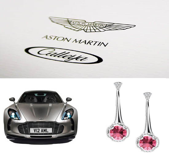 Calleija Partners with Aston Martin for Luxury Jewel Collection