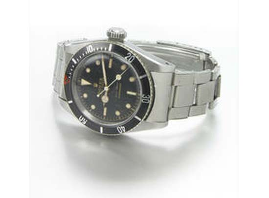 Oyster Perpetual Submariner Ref. 5510 circa 1958