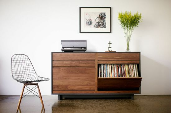 LP Storage Cabinet series