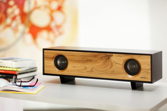 Symbol Audio Tabletop HIFI