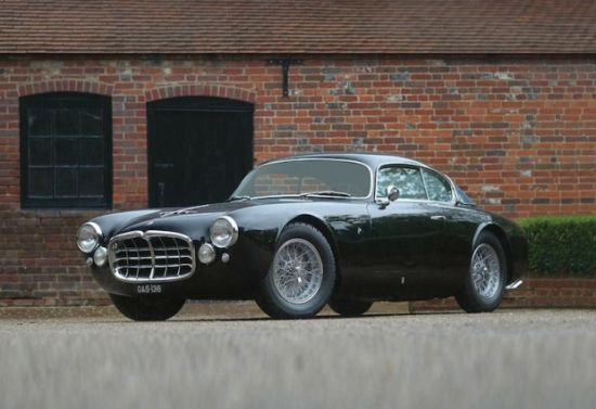 1955 Maserati A6G/54 Frua Berlinetta from the collection of Jay Kay of Jamiroquai