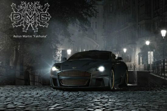 DMC luxurious tuned