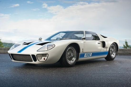 1967 Ford GT40 Mk I, chassis P/1059