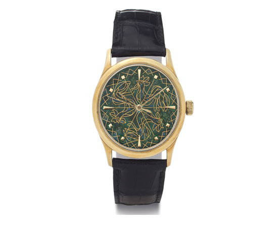 Vacheron Constantin Enamel dial Reference 4270 watch is for serious collectors