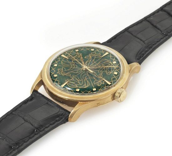 Vacheron Constantin Enamel watch