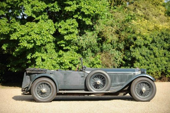 Lost 1927 supercharged 'S' Type Mercedes to go on sale
