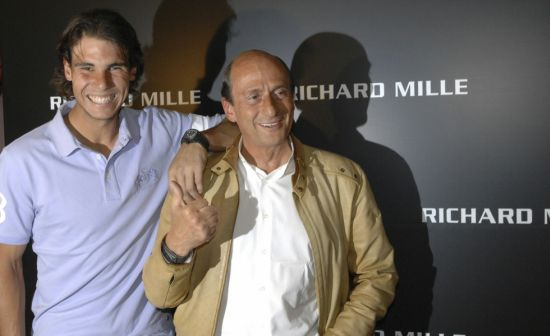 Nadal With Richard Mille