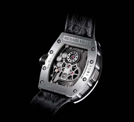 Richard Mille Tourbillon RM 022 Carbon limited edition watch - only 5 will be made