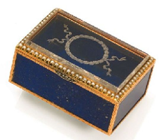 Faberge Box by Henrik Wigstrom