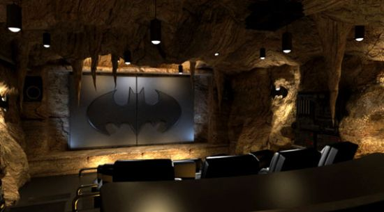 Batman Home Theatre Theme
