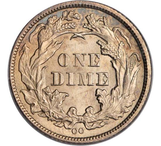 1873 US dime sells for $1.6 million in the coin auction
