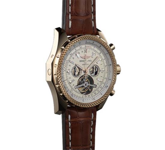 Breitling for Bentley Mulliner Tourbillon Limited Edition timepiece sells for $154,000