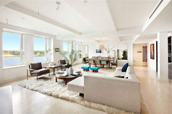 Ben Stiller's Manhattan duplex