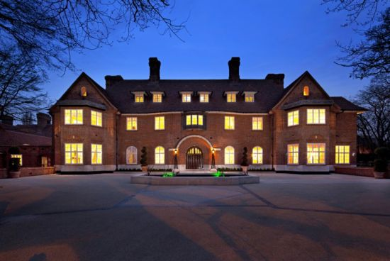 Britain's most expensive home in Billionaires Row listed at $158 Million