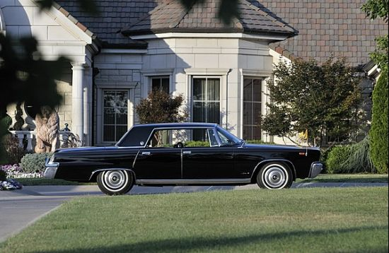 Pope Paul VI's 1966 Chrysler LeBaron Crown Imperial Gifted by Chrysler is up for sale